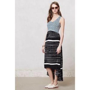 ANTHROPOLOGIE LILKA ARCATA Maxi Dress